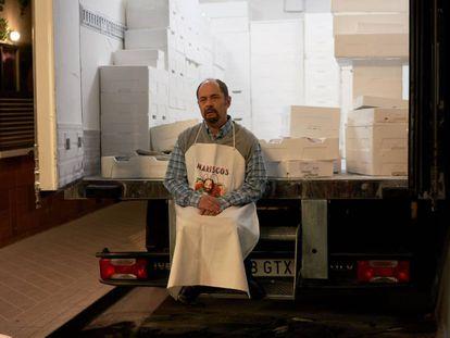 Jordi Sánchez, en uno de los nuevos episodios de 'La que se avecina'