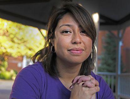 Cristina Jiménez, líder de United We Dream.