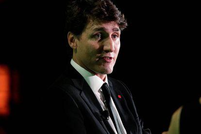 El primer ministro canadiense, Justin Trudeau, durante una cumbre en Washington este martes.