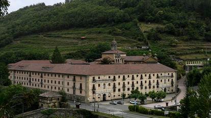 El parador de Corias, en el concejo de Cangas del Narcea (Asturias).