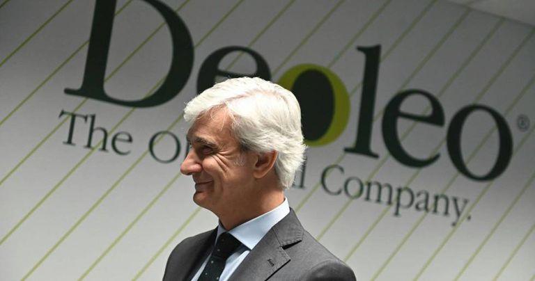 Ignacio Silva, presidente de Deoleo.