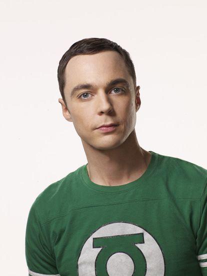 Jim Parsons es Sheldon Cooper en 'The Big Bang Theory'.