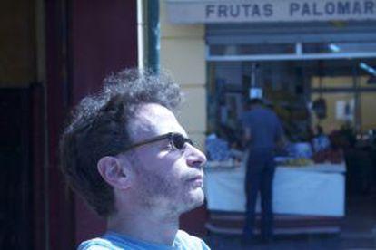 Larry Grenadier aprovecha para tomar el sol (Valencia) (se me olvidó quitar el filtro de tungsteno, lo siento)