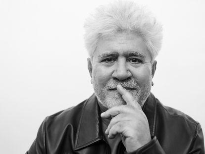 Pedro Almodóvar, el pasado agosto.