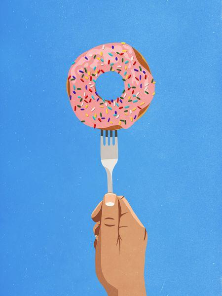 El único milagro para perder peso es el de la disciplina y la constancia.