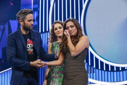 Marilia y Noelia fueron nominadas durante la sexta gala de