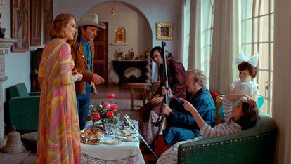 Una imagen de 'The Last Movie' (1971), de Dennis Hopper.