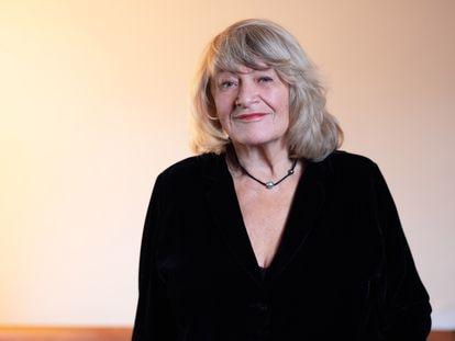 La feminista Alice Schwarzer en una imagen de archivo de 2018.