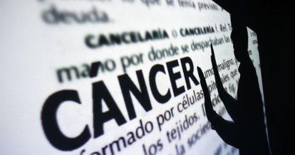 """La palabra """"cáncer"""" debe explicarse en cada caso al paciente."""
