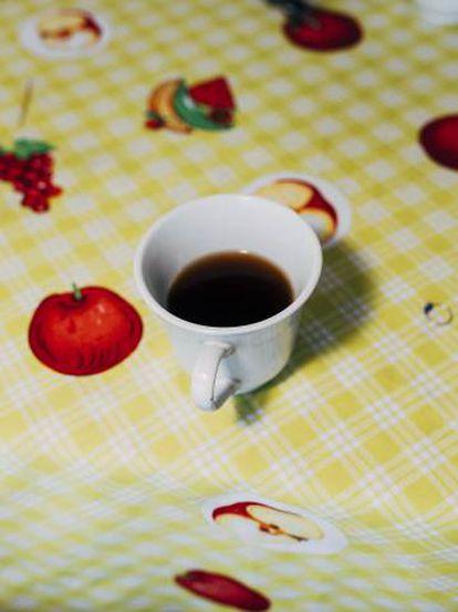 Una taza del considerado café más suave del mundo, que se cultiva en Colombia.