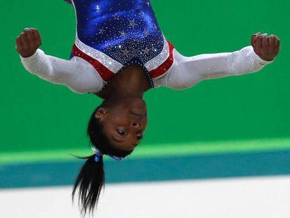 Biles y Phelps siguen imparables y otras imágenes de Río que no te puedes perder