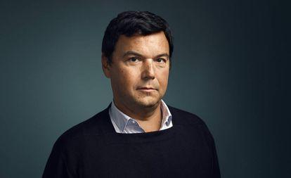 Thomas Piketty, en noviembre del año pasado.