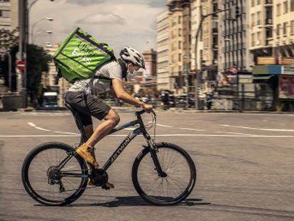 'Riders'  los frágiles amos de las calles.