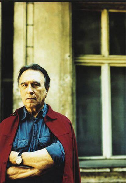 El director de orquesta, Claudio Abbado.