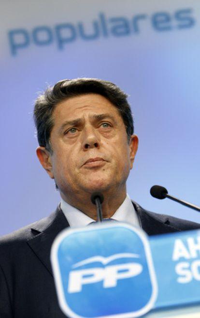 El embajador de España en Reino Unido, Federico Trillo.