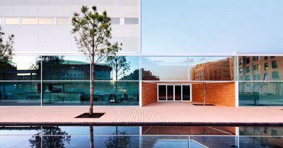 El Centro de Ocio de Azuqueca de Henares (Guadalajara).