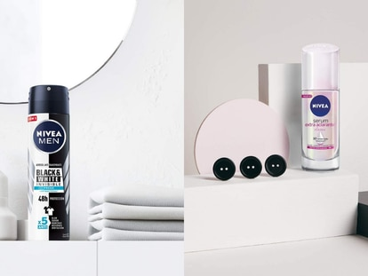 Estos desodorantes antitranspirantes reducen la sudoración y la sensación de malestar de los malos olores