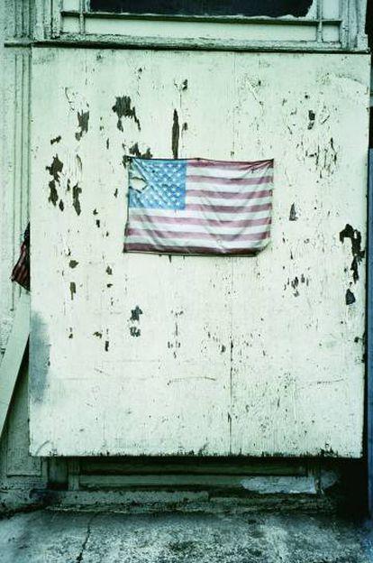 Manhattan, Nueva York, Estados Unidos, 2004, del libro Unknown