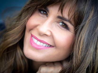 Nuria Roca, en su último día como presentadora de 'El hormiguero' por baja del titular, Pablo Motos.