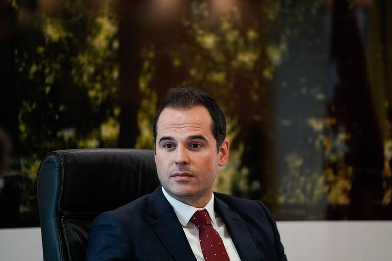 Ignacio Aguado, vicepresidente de la Comunidad, en una imagen de archivo.