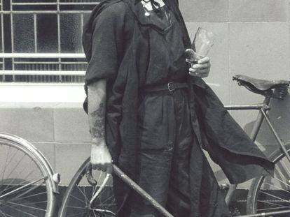 Una de las fotografías tomadas por Sharpe que se expusieron este año en Barcelona.