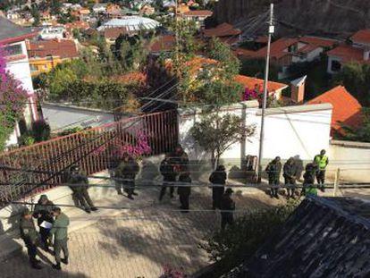 El Gobierno boliviano acepta acudir a la Corte Internacional de Justicia y cree infundadas las acusaciones