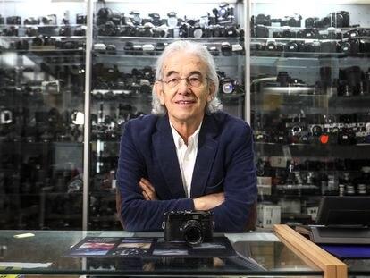 José Luis Mur, propietario de Fotocasión, la mayor tienda especializada en fotografía de Europa.
