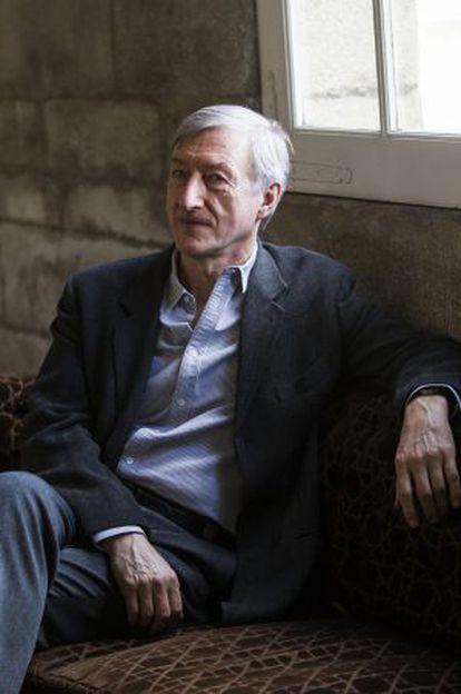 El escritor Julian Barnes.