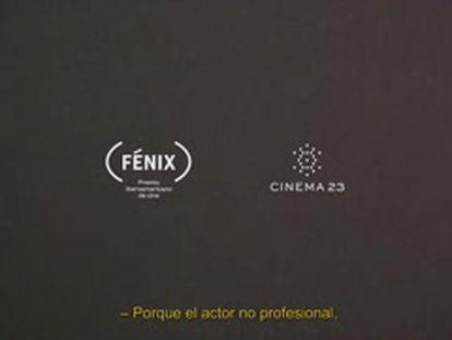 Seis actores iberoamericanos cuentan su oficio entre bambalinas