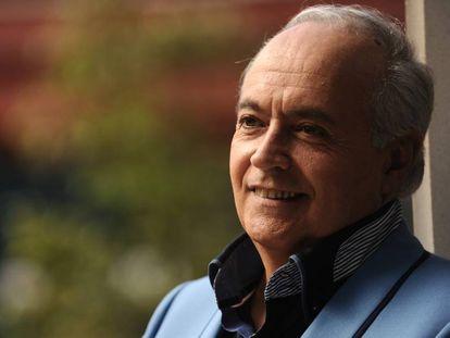 José Luis Moreno, en la presentación del programa 'Tú sí que vales'.