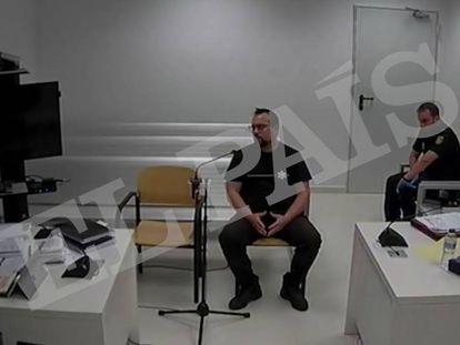 Declaración de Ferran Jolis, uno de los detenidos en la operación contra los CDR.