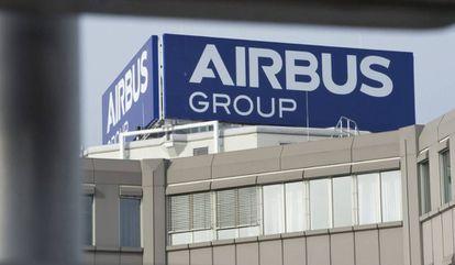 Sede de Airbus en Ottrobrun (Alemania).