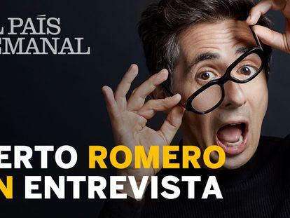 """Berto Romero: """"He estado al margen del independentismo porque mi postura, la equidistancia, no era apreciada"""""""
