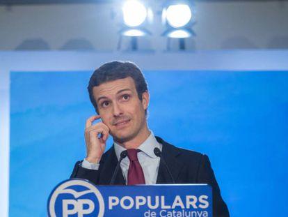 Guerra abierta en el PP por el reparto del poder