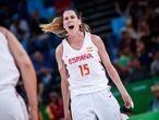 La jugadora española de baloncesto Anna Cruz FEB   (Foto de ARCHIVO) 17/08/2016