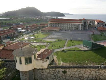 El penal de El Dueso en 2007, cuando cumplió 100 años.