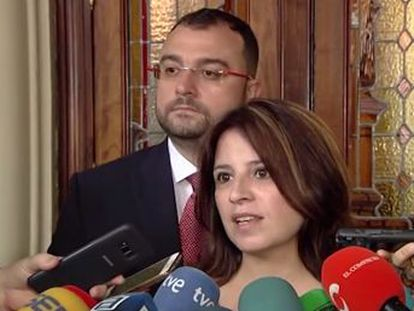 Adriana Lastra afirma que  se abre una oportunidad  tras la renuncia de Iglesias a entrar en el Ejecutivo