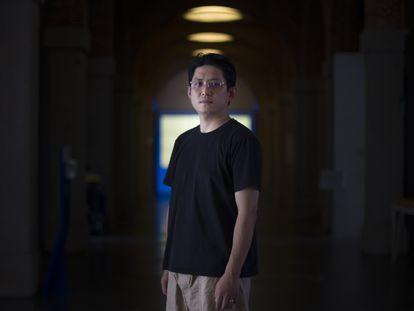 Jaha Koo, creador escénico y compositor surcoreano, en el Conde Duque.