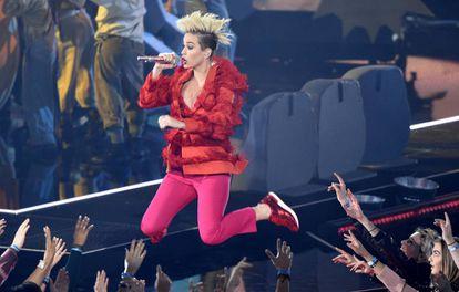 Katy Perry en los HeartRadio Music Awards