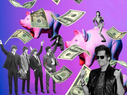 Los Beatles, David Bowie, El Rubius... ¿Qué tienen en común? Aparte de una fama masiva, cierta controversia por haber cuestionado el sistema tributario de sus países para los ricos.