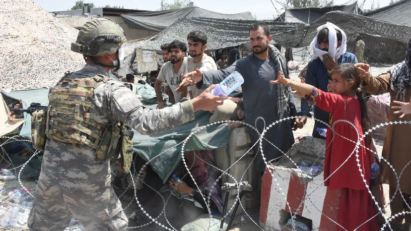 Los talibanes advierten contra la presencia de tropas de EE UU en Afganistán más allá del 31 de agosto | Internacional | EL PAÍS