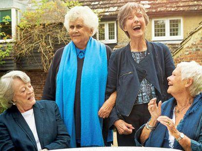 El placer de escuchar a cuatro grandes damas británicas
