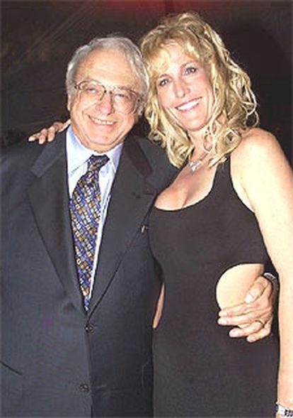 Erin Brockovich, con el abogado Ed Masry.