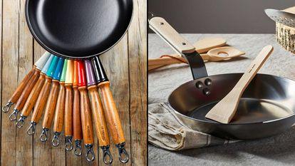 Las mejores sartenes ecológicas para tu cocina se encuentran en la web especializada de Lecuine, ahora con descuentos de hasta el 40%.