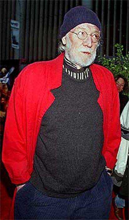 Richard Harris en una foto de archivo.