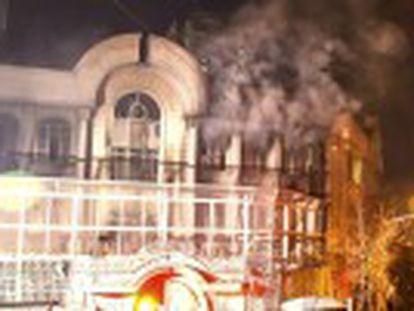 El ayatolá Jamenei ha arremetido este domingo contra Arabia Saudí y ha avisado de que habrá  venganza divina  por la muerte del clérigo chií