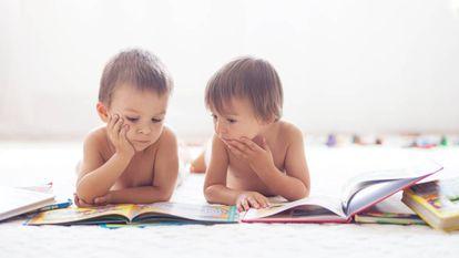 Nueve lecturas para niños de dos a seis años para disfrutar este verano