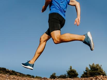Zapatillas de calidad adecuadas para todo tipo de entrenamiento. GETTY IMAGES.