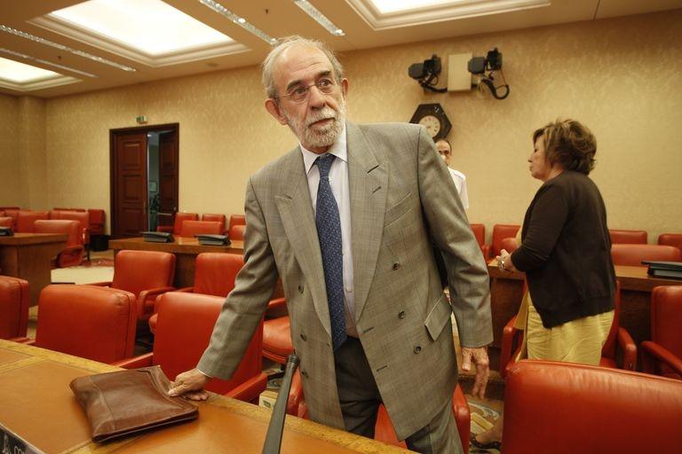 El magistrado del Constitucional Fernando Valdés en 2012.