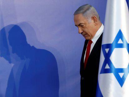 Benjamin Netanyahu, Jerusalén en 2019.
